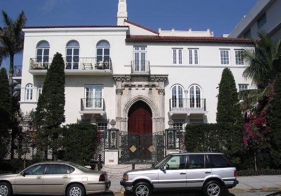 Casa Casuarina Top 10 Most Expensive Houses in USA in the World 2017