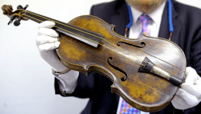 Most Expensive Violins in The World 2016-2017, Top 10 List